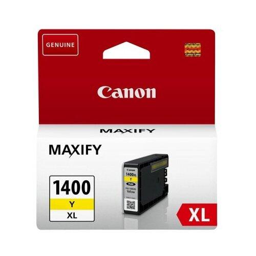 Фото - Картридж Canon PGI-1400Y XL (9204B001) картридж canon pgi 2400m xl