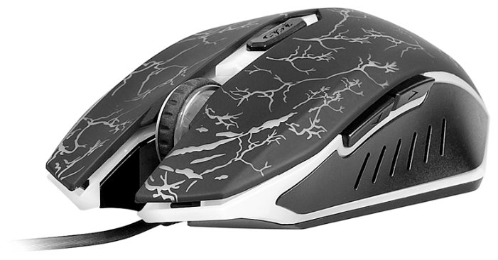Мышь Tracer Battle Heroes Gunner Black USB