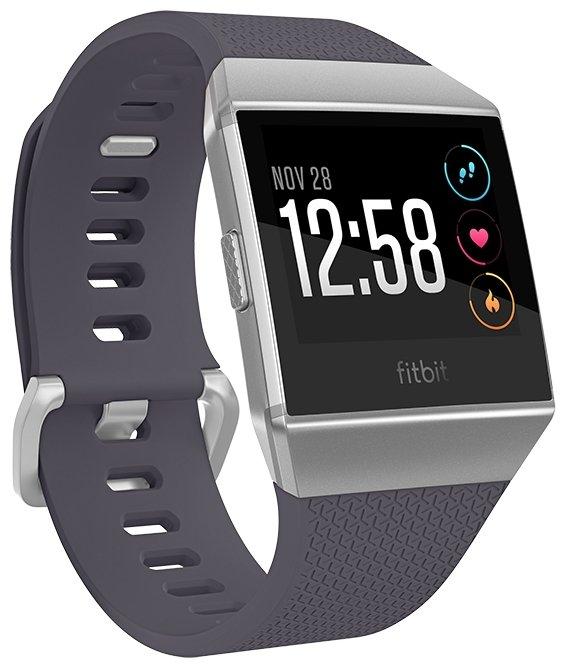 Сравнение с Часы Fitbit Ionic