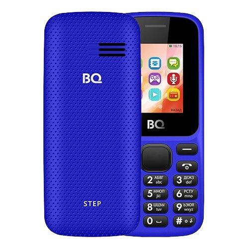 Телефон BQ 1805 Step темно-синийМобильные телефоны<br>