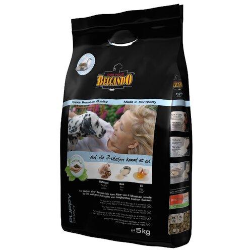 Корм для собак Belcando Puppy Gravy для щенков мелких пород до 1 года, для щенков крупных пород до 4 месяцев (5 кг)Корма для собак<br>