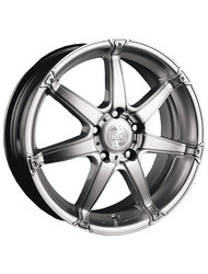 Racing Wheels H-275 6.5x15 5x100 ET 40 Dia 73.1 HP/HS - фото 1