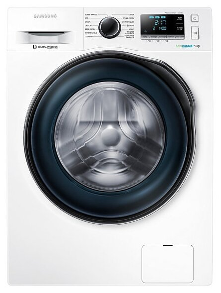 Стиральная машина Samsung WW90J6410CW белый