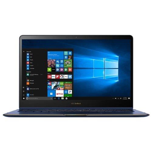 Ноутбук ASUS ZenBook Flip S UX370UA-C4201T (90NB0EN1-M10510), синий