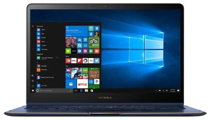 Ноутбук ASUS ZenBook Flip S UX370UA (Intel Core i5 8250U 1600 MHz/13.3