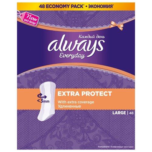 Always прокладки ежедневные Everyday Large 48 шт.Прокладки и тампоны<br>