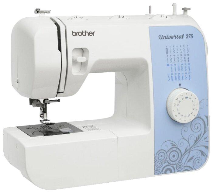 Сравнение с Brother Universal 27S швейная машина