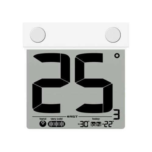 Термометр RST 01288 прозрачный