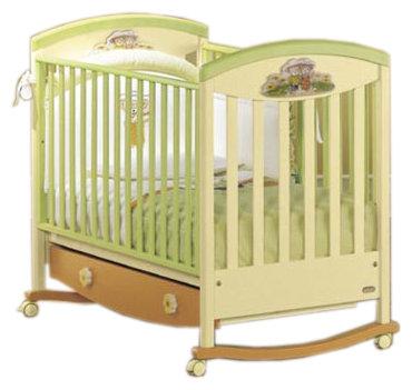 Кроватка Erbesi Amici