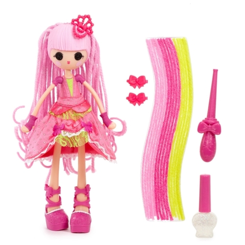 Кукла Lalaloopsy Girls Crazy Hair Принцесса 25 см 537267