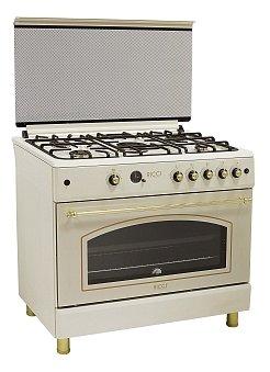 Газовая плита Ricci RGC 9030 BG