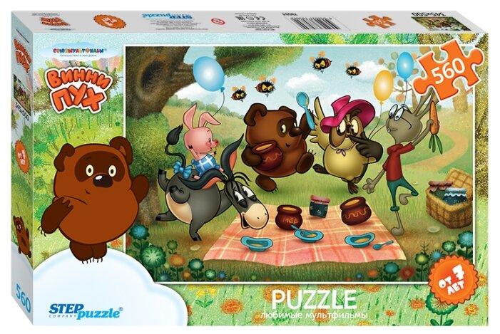 Пазл Step puzzle Союзмультфильм Винни Пух (78084), 560 дет.