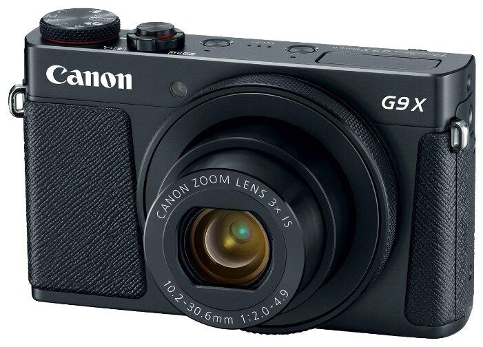 Canon Компактный фотоаппарат Canon PowerShot G9 X Mark II