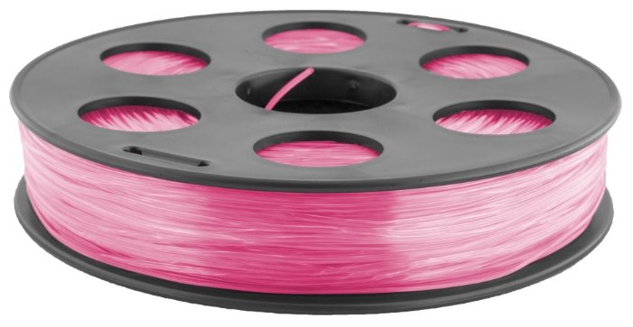 Watson пруток BestFilament 1.75 мм розовый 0.5 кг фото 1