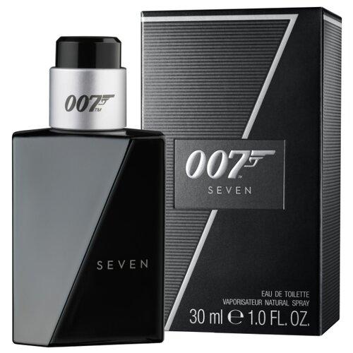 Туалетная вода James Bond 007 Seven, 30 мл фото