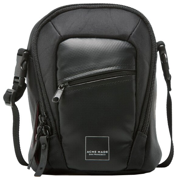 Сумка Acme Made Union Ultra-Zoom Black 79704