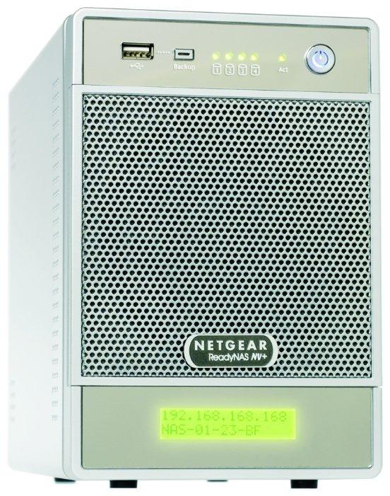 Сетевой накопитель (NAS) NETGEAR RND4000-100EUS