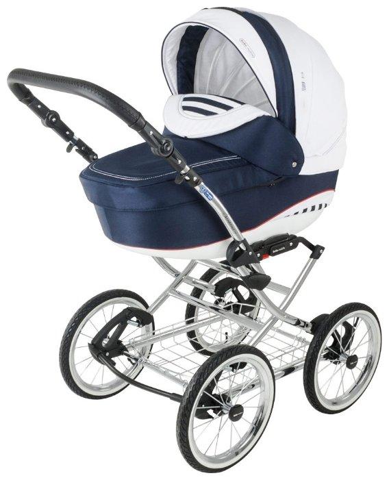 Универсальная коляска BeBe-Mobile Santana (2 в 1)