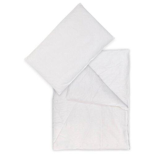 Комплект Сонный Гномик Холлофайбер 062 белоснежныйПокрывала, подушки, одеяла<br>