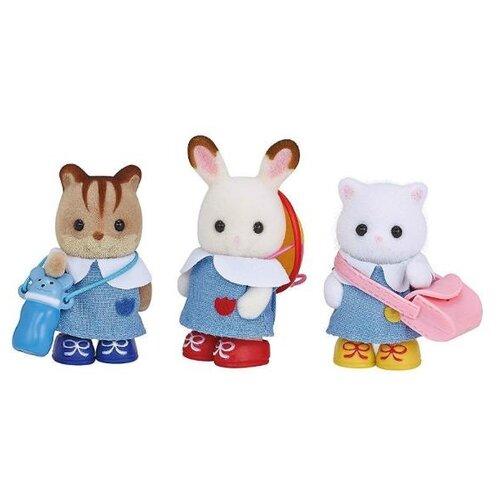 Игровой набор Sylvanian Families Друзья в детском саду 5262, Игровые наборы и фигурки  - купить со скидкой