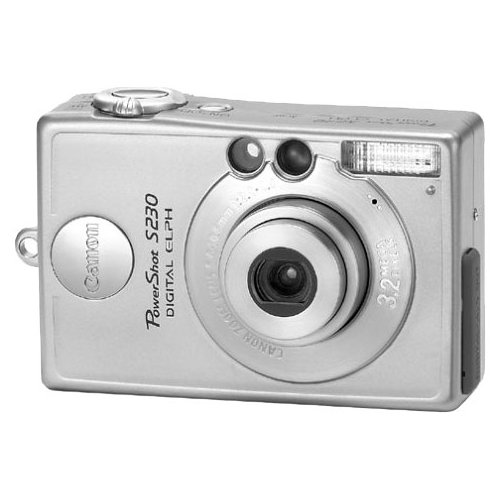 Canon Digital IXUS V3
