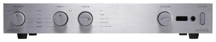 Интегральный усилитель Audiolab 8200A