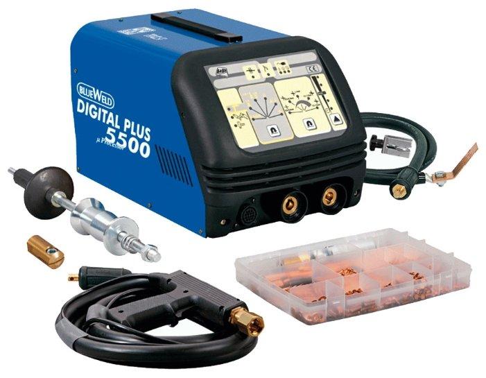 Споттер для точечной сварки BLUEWELD Digital Plus 5500 380В