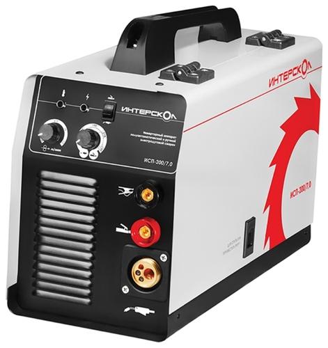 Сварочные аппараты инверторного типа интерскол цена генератор бензиновый купить 10