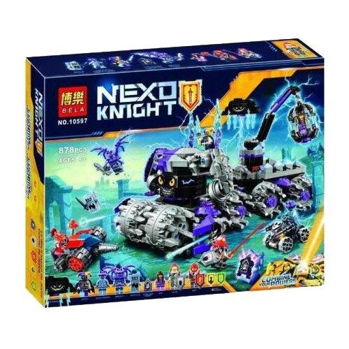 цена на Конструктор BELA (Lari) Nexo Knight 10597 Штаб Джестро