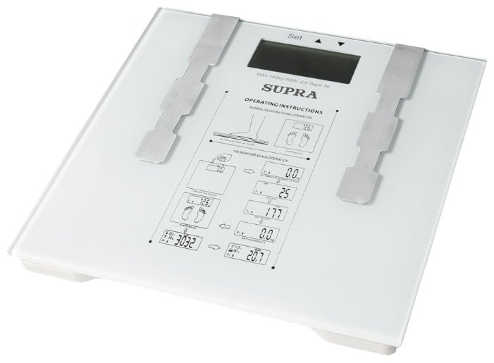SUPRA Весы SUPRA BSS-6600