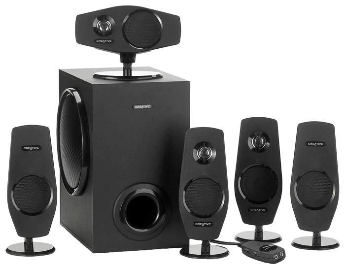 Компьютерная акустика Creative Inspire T6060
