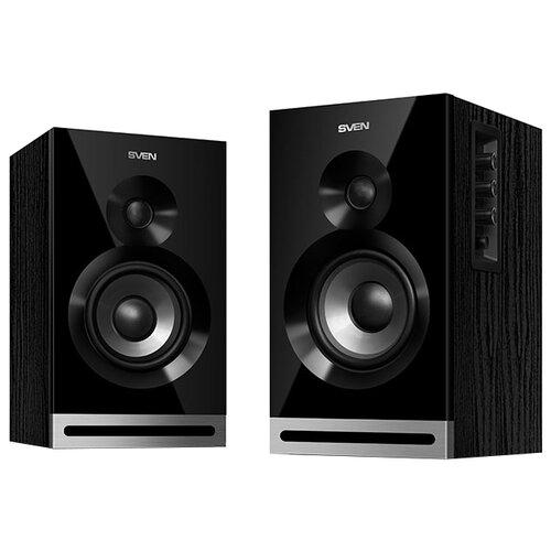 Компьютерная акустика SVEN SPS-705 черный компьютерная акустика sven 120 черный