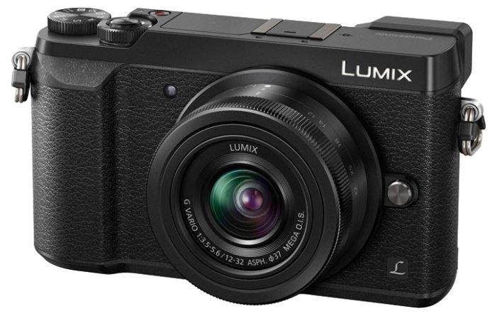 Panasonic Фотоаппарат со сменной оптикой Panasonic Lumix DMC-GX80 Kit