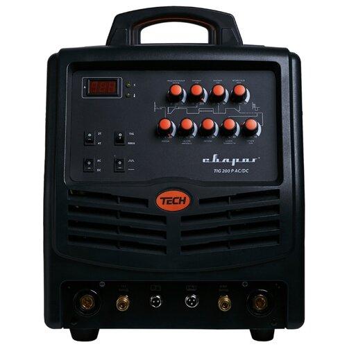 Фото - Сварочный аппарат Сварог TECH TIG 200 P AC/DC (E101) (TIG, MMA) tig 200 dsp