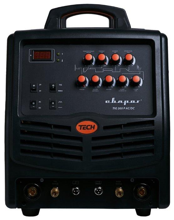 Сварочный аппарат Сварог TECH TIG 200 P AC/DC (E101)