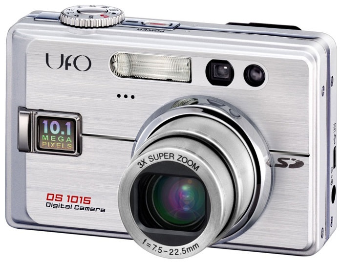 Фотоаппарат UFO DS 1015