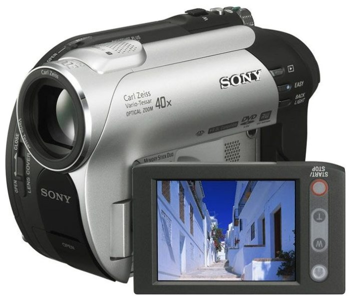 Sony DCR-DVD106E