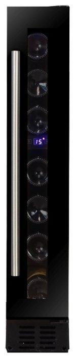 Встраиваемый винный шкаф Dunavox DX 7.20BK/DP