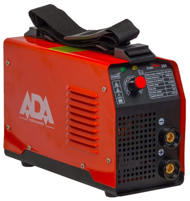 Сварочный аппарат ADA IronWeld 200