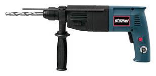 Перфоратор сетевой Stomer SRD-500 (2 Дж)