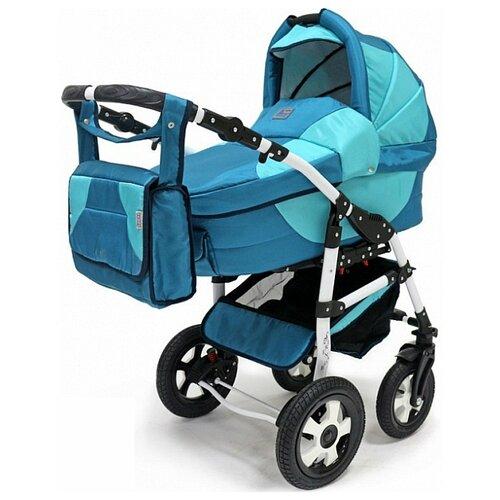 коляска 2 в 1 teddy bartplast angelina pkl 2016 ro02 бежевый Универсальная коляска Teddy Serenade PCO (2 в 1) 03