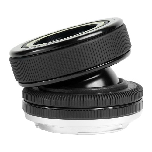 Объектив Lensbaby Composer Pro Double Glass Nikon F Объективы