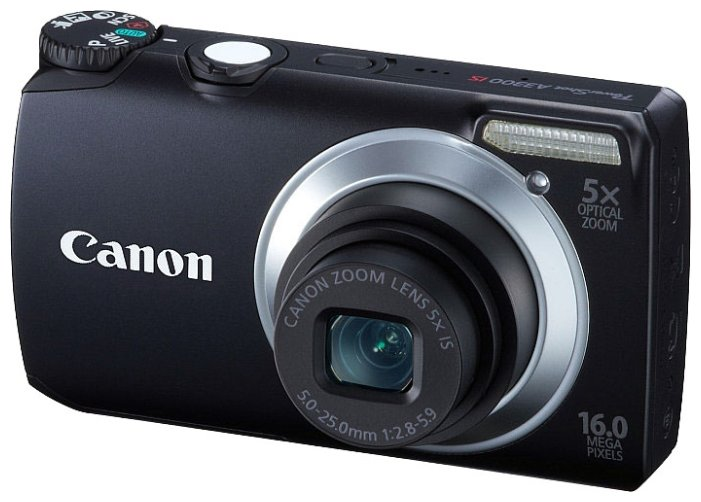 Canon Компактный фотоаппарат Canon PowerShot A3300 IS