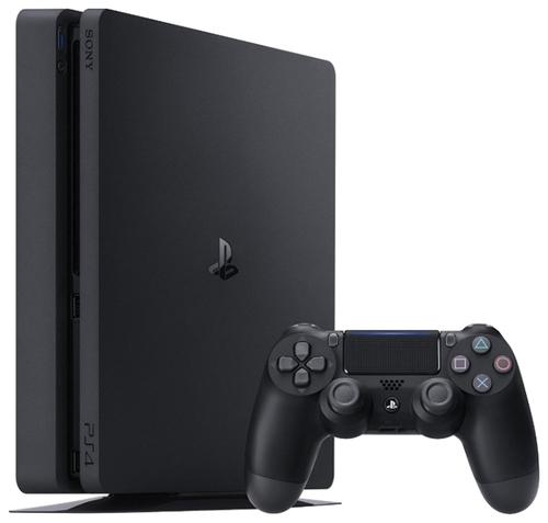 Игровая приставка Sony PlayStation 4 Slim 500 ГБ — цены в магазинах рядом с домом на Яндекс.Маркете