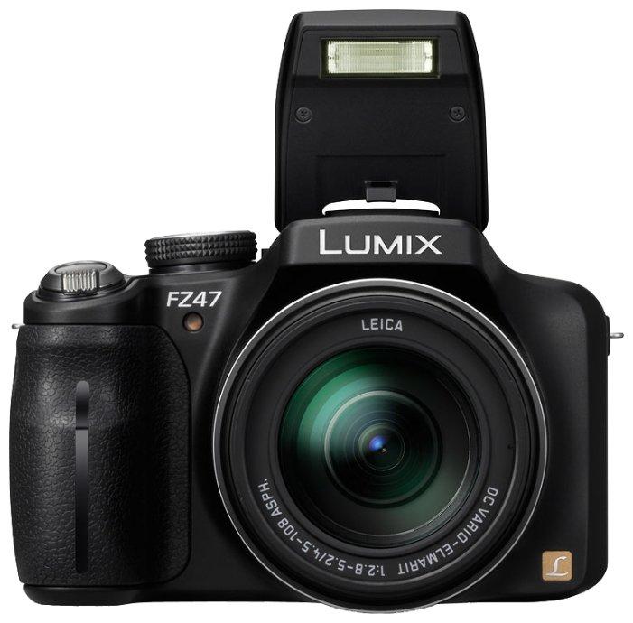 Panasonic Компактный фотоаппарат Panasonic Lumix DMC-FZ47