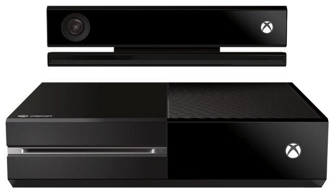 Игровая приставка Microsoft Xbox One + Kinect 2.0