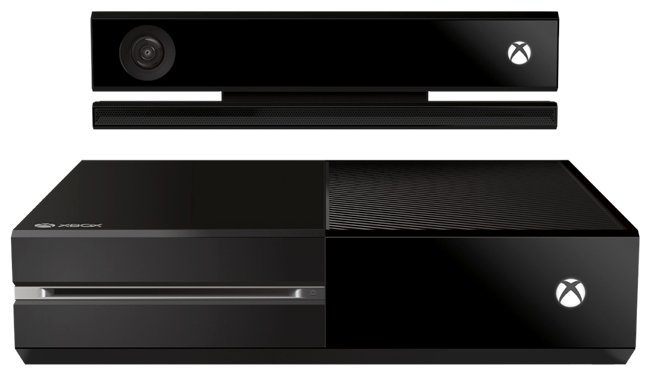 Microsoft Xbox One + Kinect 2.0