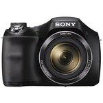 Компактный фотоаппарат Sony Cyber-shot DSC-H300