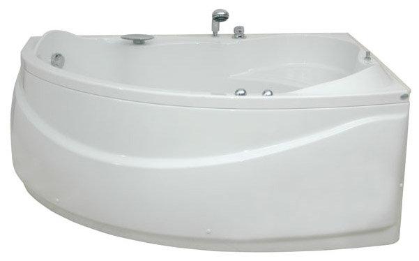 Отдельно стоящая ванна Aquanet Jamaica 160x100 L,R без гидромассажа