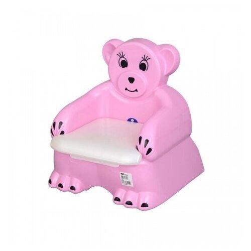 Pilsan горшок Bobo розовыйГоршки и сиденья<br>